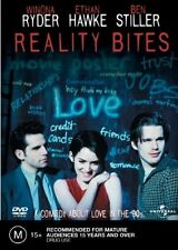 REALITY BITES - 1993 - R4 LIKE NEW DVD WINONA RYDER ETHAN HAWKE BEN STILLER