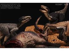 REBOR Deinonychus Antirrhopus Trio (Cerberus Clan) 1:35 scale