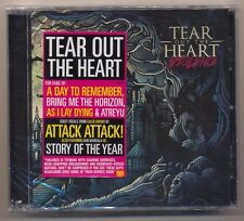 Violence by Tear Out the Heart (CD 2013, Victory) SEALED! FREE SHIPPING