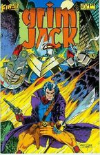 Grimjack # 30 (Doug Rice, Stan Sakai) (USA, 1987)