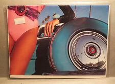 CARTON - PHOTO DE CHEYCO LEIDMANN - SPARE TYRE - VERKERKE 1980 - NEUF !