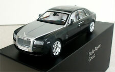 1:18 KYOSHO-Rolls Royce Ghost-Tungsten Grey-OVP -