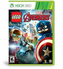 Wb Lego Marvel's Avengers - Action/adventure Game - Xbox 360 (1000565749)