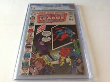 JUSTICE LEAGUE OF AMERICA 80 CGC 9.2 THE WORLD IS COMING TO AN END DC 1970