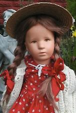 "Antique/vintage Kathe Kruse doll ""Deutsches Kind""/Kaethe Kruse /US Zone"