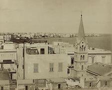 Zangaki Brothers: Alexandrien - Blick über die Dächer, um 1880