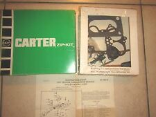 # 902-1176A Carter ACF Carb Zip Kit 2 BBL Holly 5220 Carburetor Rebuild Kit