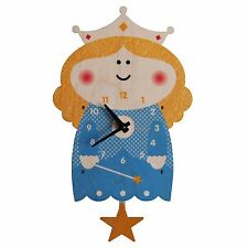 Princess Pendulum Clock Modern Moose