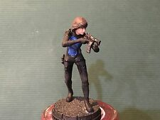 1/24 1/25 or G Scale Resin Model Kit, Sexy action Figure Assassin Gabrielle