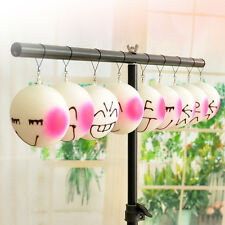 Wholesale Jumbo Cute Expression Squishy Soft Bread Key/Bag/Cell Phone Straps