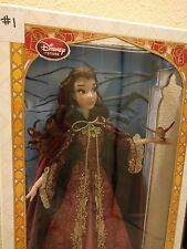 Disney Store Beauty And The Beast Belle Limited Edition Doll