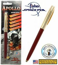 Fisher Space Pen #S251G-Burgundy Apollo Series Pen in Burgundy & Gold