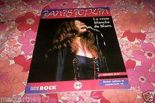 ALBUM LIVRE JANIS JOPLIN + POSTER INCLUS  ed.collection du rock