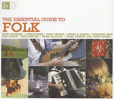 [NEW] 3CD: THE ESSENTIAL GUIDE TO FOLK