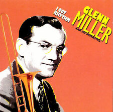 I Got Rhythm by The Glenn Miller Orchestra (Cassette, Oct-1995, Sony Music) NEW