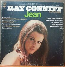 """1969 Ray Conniff """"Jean"""" Columbia Records CS 9920 Stereo LP"""