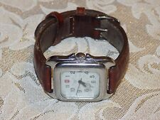 UNISEX  Mid Sized Retro  SWISS ARMY Brand 3 ATM Date  Quartz Watch
