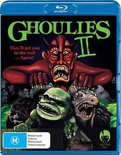 Ghoulies II - (Bluray) RB 80's Horror Brand New Sealed Charles Band
