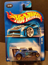 2003 Hot Wheels #219 Fiat 500C - 57185