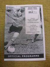18/05/2007 Burton Junior League U16 Girls Cup Final: Littleover Dazzlers v TS Sp