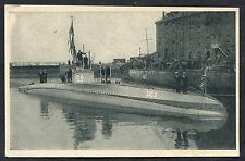 C1916 View of German Submarine UC5 captured by the British RN