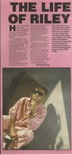 10/6/89Pgn15 Article & Picture 'the Life Of Riley' America's Very Busy Teddy Ril