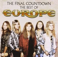 EUROPE - THE FINAL COUNTDOWN: THE BEST OF EUROPE 2 CD+++36 TRACKS+++ NEU
