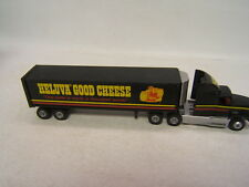 Winross Heluva Good Cheese One taste is worth a thousand words Tractor trailer