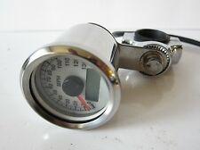 MPH MOTORCYCLE BIKE GAUGE 0-140 MILES PER HOUR
