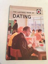 NEW  LADYBIRD BOOK OF DATING HB BOOK