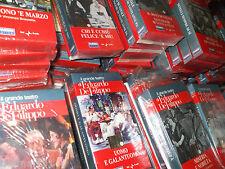 Eduardo de Filippo O TUONO 'E MARZO (1963) VHS Fabbri Video + Libro - new