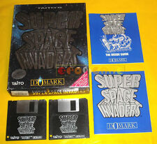 SUPER SPACE INVADERS Commodore Amiga Versione Italiana »»»»» COMPLETO