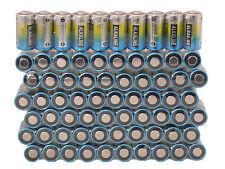Lot de 10 Piles Alcaline 4LR44 6V Eunicell 4A76 Collier Chien
