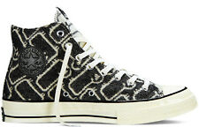 CONVERSE Woolrich BLACK WOOL White Sheep CHUCK TAYLOR CT 70 High Top SNEAKERS 11