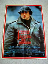 PARADISE ALLEY Original Movie Poster SYLVESTER STALLONE ANNE ARCHER TOM WAITS