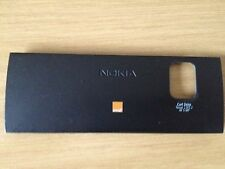 GENUINE NOKIA X6 BATTERY BACK COVER BLACK