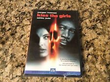 Kiss The Girls Movie DVD Morgan Freeman Ashley Judd