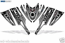 Decal Graphic Kit Arctic Cat M Series AC Crossfire Part Sled Snowmobile Wrap SLV