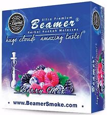 Berry Mix Beamer Molasses 50g Hookah Herbal Shisha Nargila pipe Tobacco Free USA