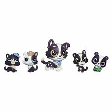 Hasbro Toys Littlest Pet Shop 5-pack figure Surprise Families #3913 Robertson