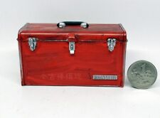 """1/6 Scale Hot Caisson Toolbox Box For 12"""" Action Figure Toys"""