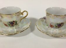 China Cecho Slovakia TEA CUP And Saucer