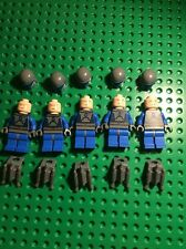 "Original LEGO figurines star wars ""MANDALORIAN soldat"" de set 7914, 9525!!!"