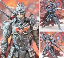 "DC COMICS PLAY ARTS KAI TIMELESS BUSHIDO BATMAN 11"" ACTION FIGURE CHN TOY STATUE"