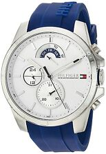 Tommy Hilfiger Cool Sport Silicone Chronograph Mens Watch 1791349