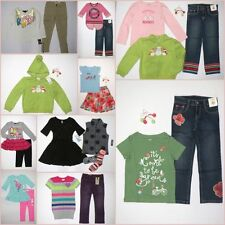 NWT Girls Fall Clothes Lot Size 5 5T Clothing Gymboree Levi's Tops Jeans Dresses