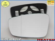 Wing Mirror Glass  VW JETTA /UP 2009-2012 Wide Angle HEATED Left Side #I058