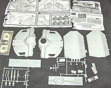 1997 STAR WARS ERTL AMT MODEL IMPERIAL TIE FIGHTER EMPIRE PARTS INSTRUCTION LOOK