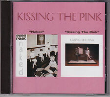 Kissing The Pink - Naked / Kissing The Pink - CD (Wounded Bird WOU8080 2006)