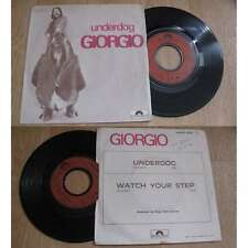 GIORGIO - Underdog /Watch Your Step French PS Psych Funk 71
